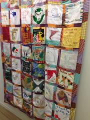 Year of Languages Quilt